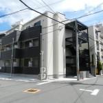 ノイヴェル塚本(木造3階建て共同住宅12戸)H27.8.30竣工