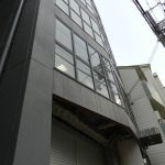 Sビル新築工事(鉄骨造5階建オフィスビル)H26.12