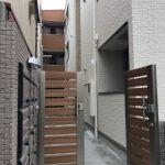 東大阪市足代南(木造3階建共同住宅12戸)H30.6.30竣工