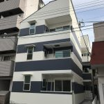 都島区中野町(木造3階建共同住宅ロフト付6戸)H31.3.31竣工