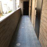 尼崎市立花町(木造3階建共同住宅9戸)H31.4.30竣工