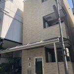 東大阪市荒川(木造3階建共同住宅3戸)R1.5.20竣工