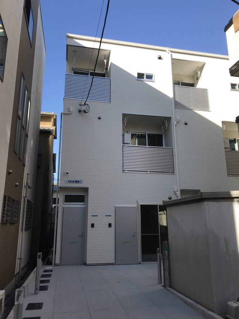 淀川区塚本(木造3階建長屋6戸)R1.10.10竣工