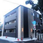 守口市金田町(木造3階建共同住宅6戸)R2.3.31竣工