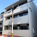 旭区中宮(木造3階建共同住宅12戸)R2.4.30竣工
