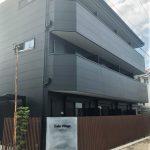 東住吉区東田辺(木造3階建共同住宅12戸)R2.3.31竣工