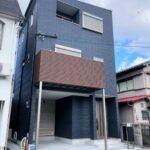 M様邸戸建新築工事 R3.1.30竣工